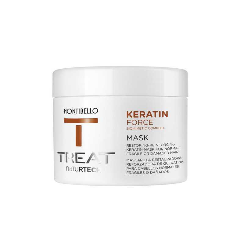 Maska z keratyną Keratin Force 200 ml Montibello
