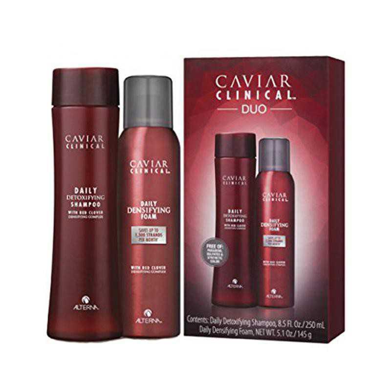 Alterna Caviar Clinical Duo - Zestaw zapobiegający wypadaniu włosów