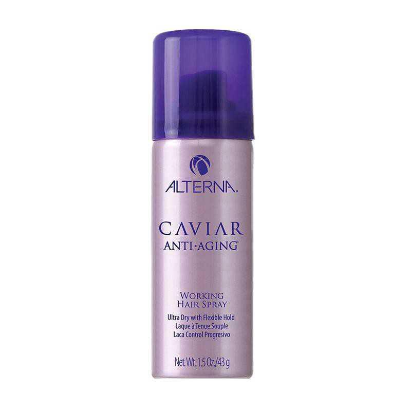 Alterna Caviar Working Hair Spray - odporny na wilgoć lakier do włosów 50ml
