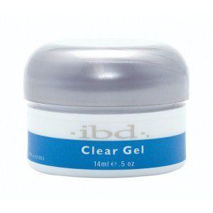 Żel przezroczysty IBD Clear Gel 14g