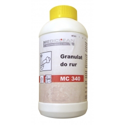 MEDICLEAN MC 340- Granulat do rur 450 g.