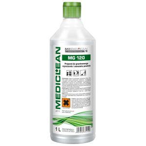MEDICLEAN MG 120 - 1L Preparat do gruntownego czyszczenia i usuwania powłok ochronnych