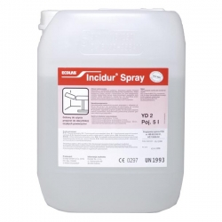 INCIDUR SPRAY 5L