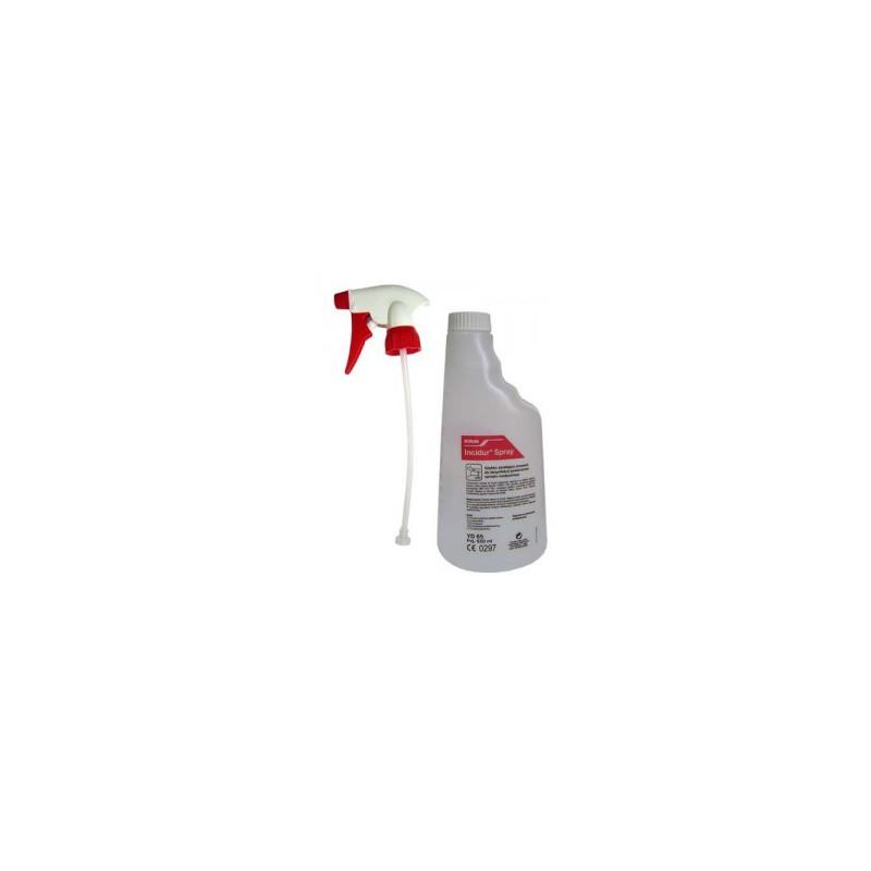 Płyn do dezynfekcji powierzchni 650ml Incidur Incidin spray