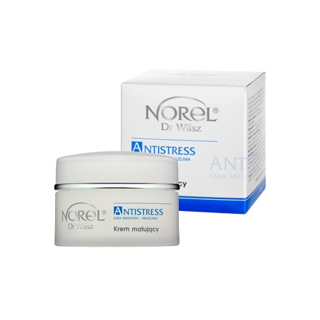NOREL Antistress Krem matujący 50ml