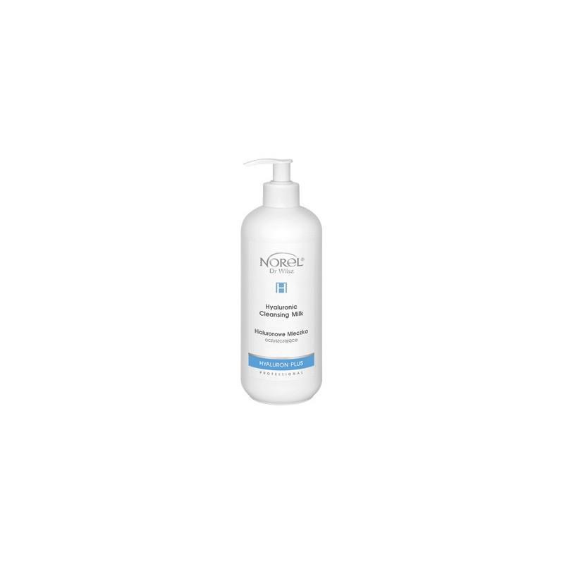 NOREL Hyaluron Plus - Hialuronowe mleczko oczyszczające NOWOŚĆ 500ml