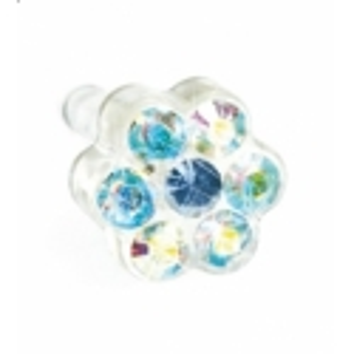 Kolczyk do przekłuwania uszu Daisy Rainbow/ Alexandrite 5 mm 1szt Blomdahl