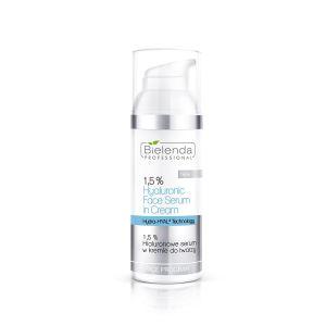 Bielenda 1,5% hialuronowe serum w kremie do twarzy 50g
