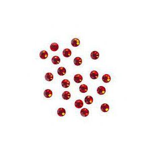 Cyrkonie Swarovski Crystal pomarańczowe rozmiar 3