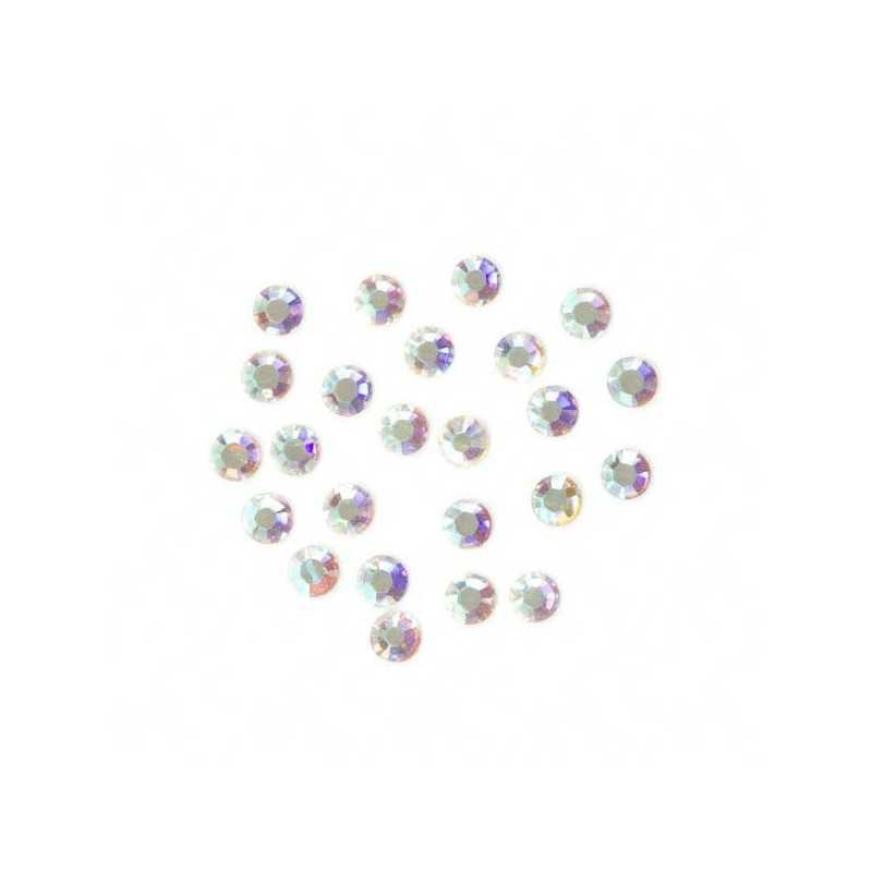Cyrkonie Swarovski Crystal AB OPALIZUJĄCE rozmiar 3