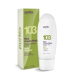 PURLES Sushi Ceremony 103 Rice Cream Mask 50ml