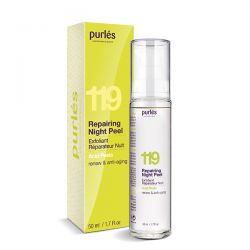 PURLES Acid Peels 119 Repairing Night Peel 50ml