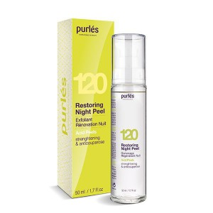 PURLES Acid Peels 120 Restoring Night Peel 50ml