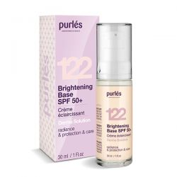 PURLES Derma Solution 122 Brightening Base SPF 50+ 30ml