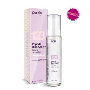 PURLES Derma Solution 123 Peptide Rich Cream 50ml