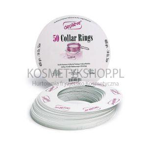Pierścienie ochronne do podgrzewacza wosku 400 g 50szt. Depileve