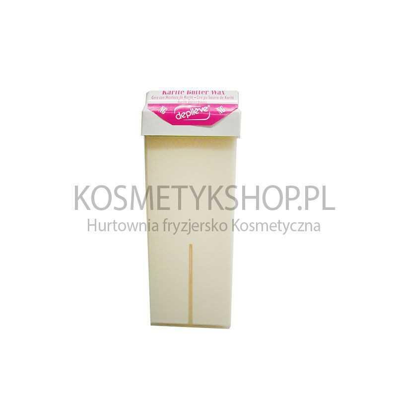Wosk do depilacji w rolce masło karite NG 100g Depileve