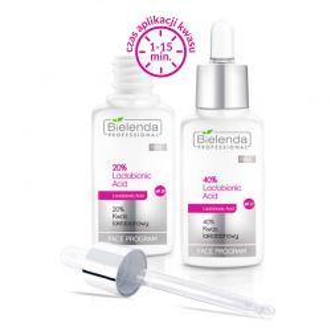 BIELENDA Kwas laktobionowy 40%, pH 1,7 30g