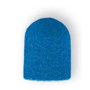 Kapki kapturki 16mm gruboziarniste niebieskie Gehwol