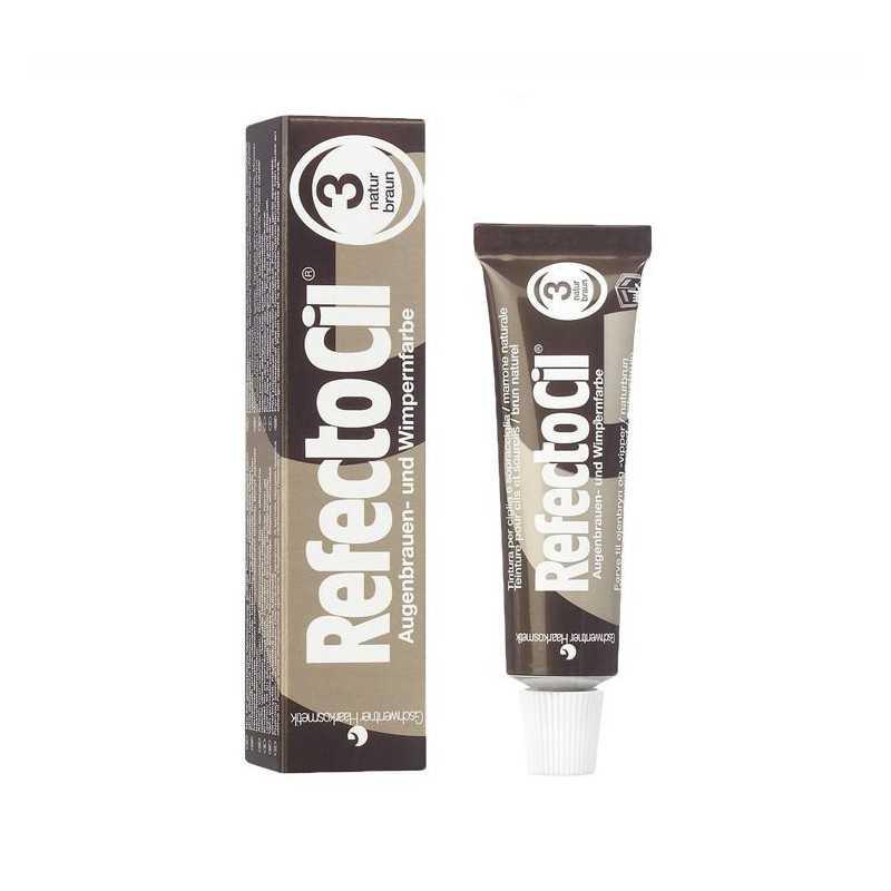 Henna w żelu brązowa żelowa 15 ml RefectoCil