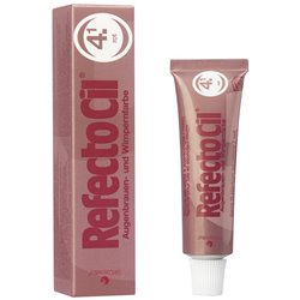 Henna żelowa-RefectoCil 15ml Czerwony