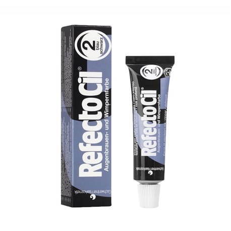 Henna żelowa-RefectoCil 15ml Niebieska
