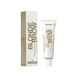 Henna żelowa RefectoCil 15ml Blond