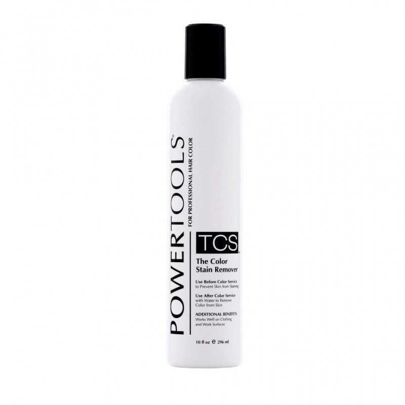 POWERTOOLS TCS The Color Stain Remover - Zmywacz zabrudzeń po farbie ze skóry 300ml