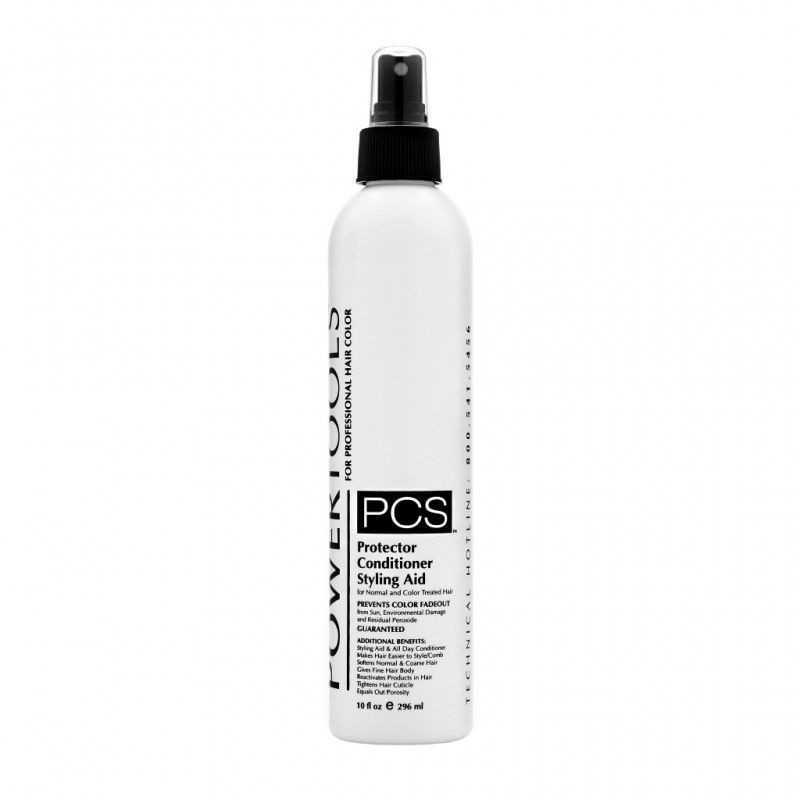 POWERTOOLS PCS Protector Conditioner Styling Aid - Odżywka nadająca objętości i chroniąca kolor włosów 300ml