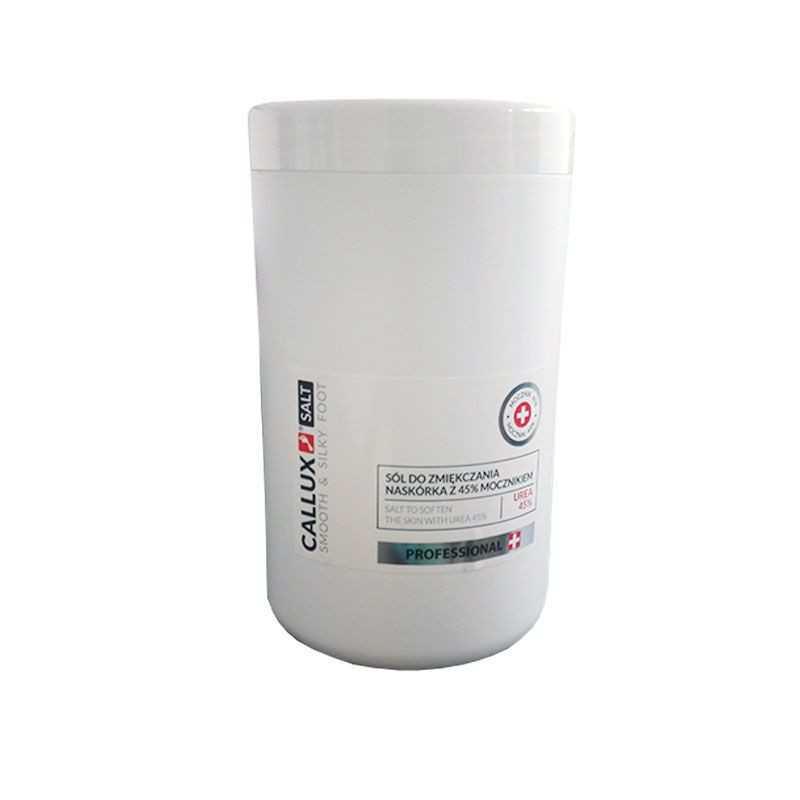CALLUX SALT Sól do zmiękczania naskórka z 45% mocznikiem 1000g