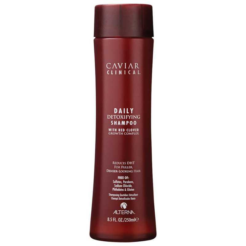 ALTERNA Caviar Clinical Daily Detoxifying Shampoo - Szampon zapobiegający wypadaniu włosów 250ml