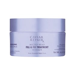 ALTERNA Caviar Repair Rx Micro-Bead Fill & Fix Treatment Masque - maska regenerująca włosy 161g