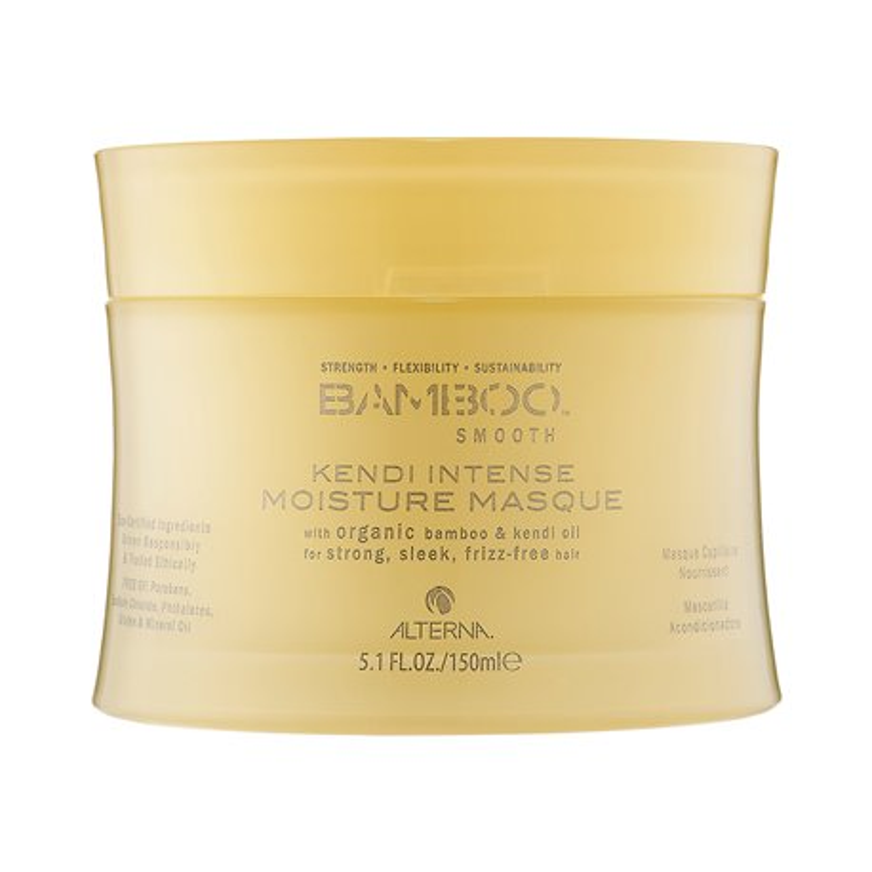 ALTERNA Bamboo Smooth Intensive Moisture Masque - Wygładzająca maska 150ml