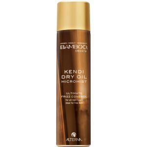 ALTERNA Bamboo Smooth Kendi Oil Dry Oil Micromist - nadaje włosom idealny blask, eliminuje puszenie i wygładza fryzurę 170ml