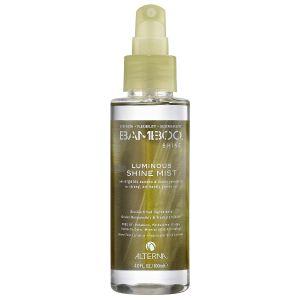 ALTERNA Bamboo Luminous Shine Mist - Lekka mgiełka w sprayu do wykończenia fryzury 100ml