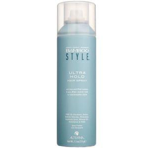 ALTERNA Bamboo Style Ultra Hold Hair Spray - Szybkoschnący lakier do włosów 250ml