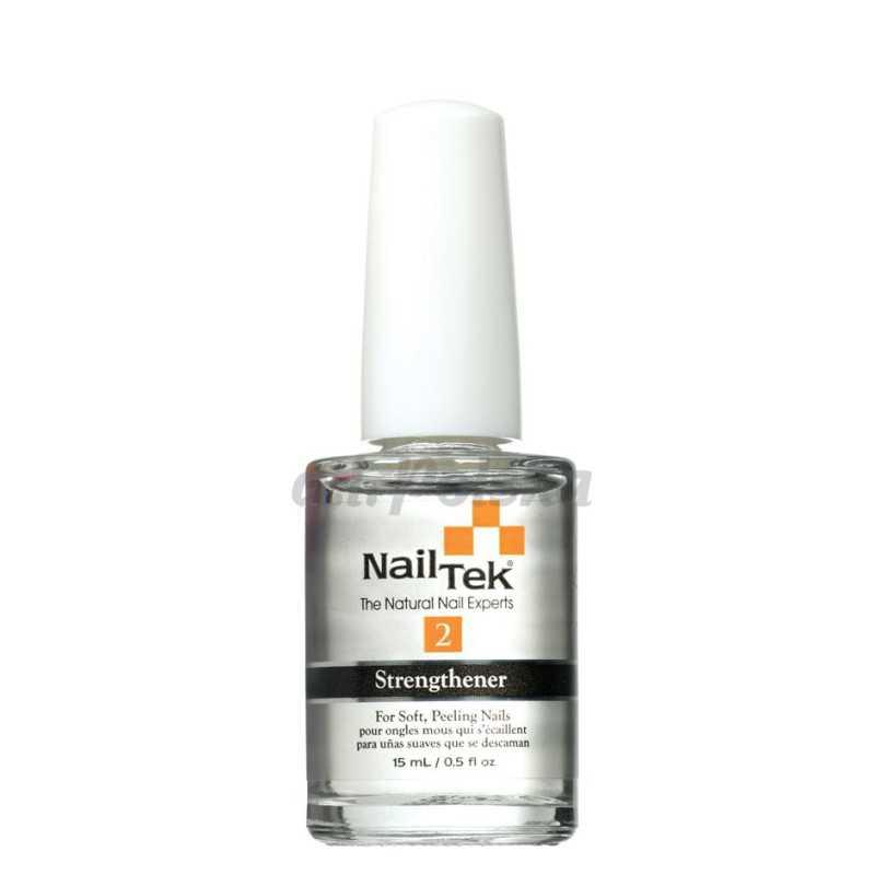 NAIL TEK Intensive Therapy 2 - Odżywka utwardzająca do codziennej pielęgnacji paznokci miękkich 15ml