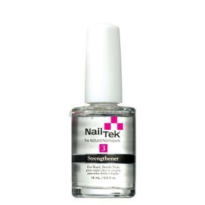 NAIL TEK Protection Plus 3 - Odżywka Nawilżająca do codziennej pielęgnacji paznokci suchych 15ml