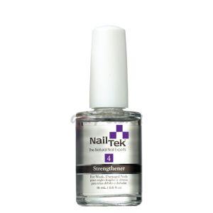 NAIL TEK Xtra - Odżywka Silnie Utwardzająca do codziennej pielęgnacji paznokci cienkich 15ml