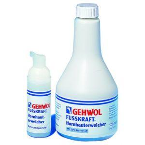 Pianka do stóp zmiękczająca skórę 500 ml Gehwol fusskraft hornhaut-erweicher