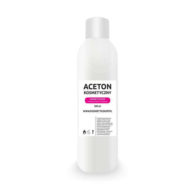 Aceton - Kosmetykshop 500ml