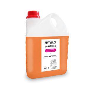 Zmywacz do paznokci bezacetonowy o zapachu Pomarańczy - Kosmetykshop 2L
