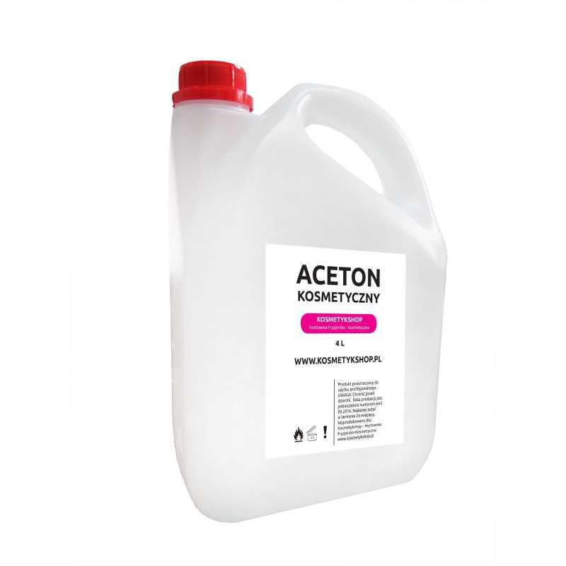 Aceton - Kosmetykshop 4L