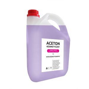 Aceton zapachowy - czarna porzeczka Kosmetykshop 4L