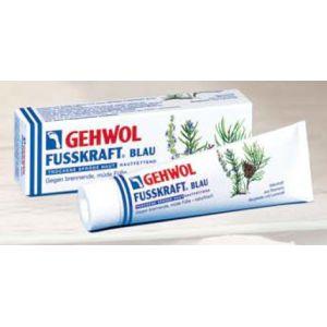GEHWOL FUSSKRAFT BLAU balsam do suchych i zmęczonych stóp 75ml
