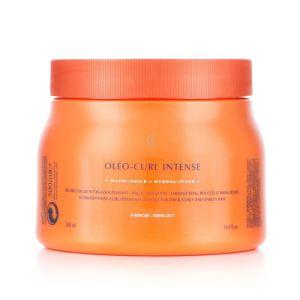 KERASTASE Nutritive Oleo-Curl Intense - Odżywcza maska do włosów grubych i kręconych 500ml