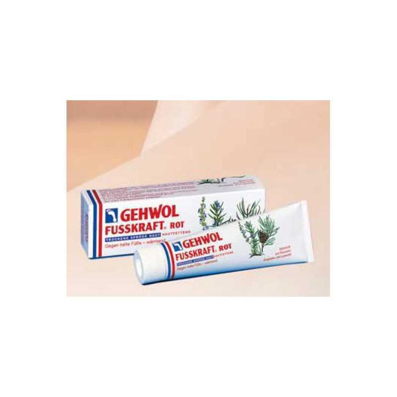 GEHWOL FUSSKRAFT ROT balsam natłuszczający do zimnych i suchych stóp 75ml