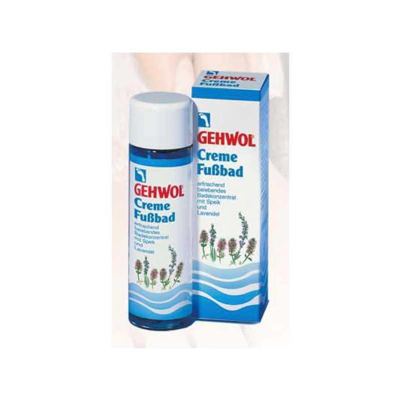 GEHWOL CREME-FUSSBAD płyn lawendowy do kąpieli stóp 150ml