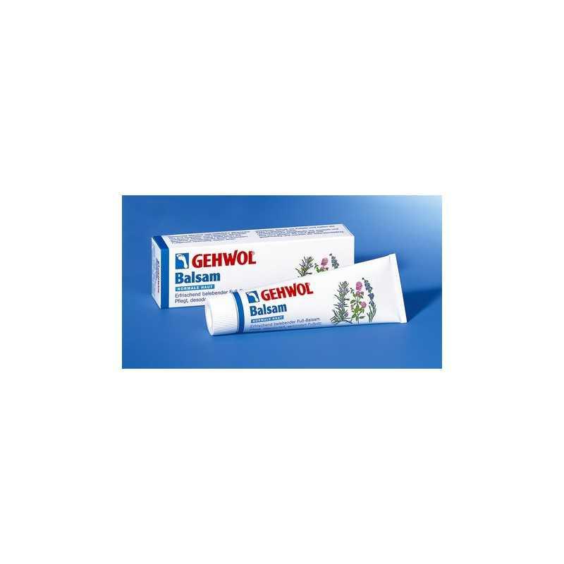 GEHWOL BALSAM Normale Haut Balsam odświeżający do stóp dla normalnej skóry 125ml
