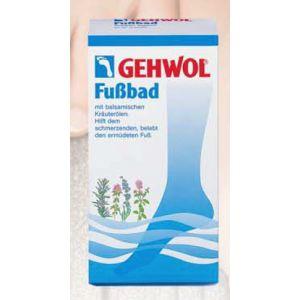 GEHWOL FUSSBAD Sól ziołowa z lawendą do kąpieli stóp 400g
